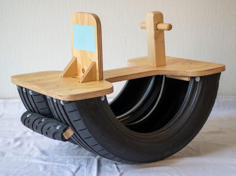 Re-Tire Hobbelband Blauw
