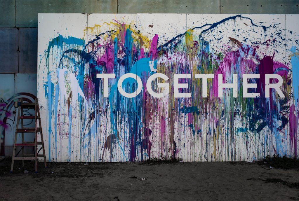 Samen bereiken we meer!